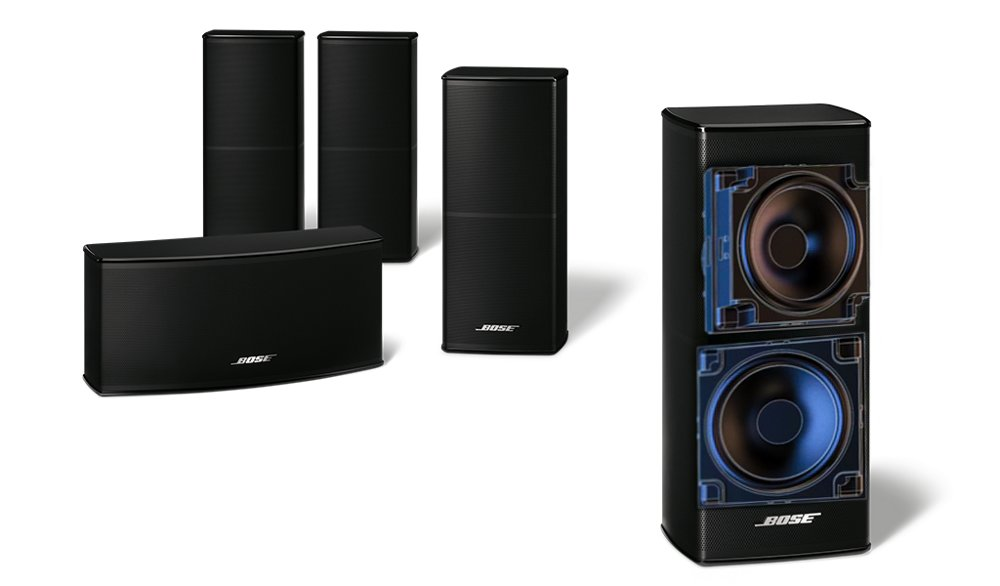 how to connect new devise to bose 9091fc speaker