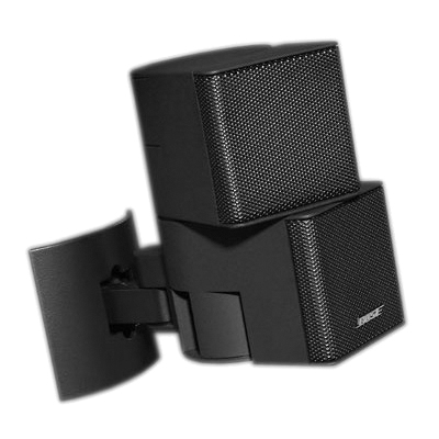 new bose ub 20 series 2 ii entertainment speaker wall ceiling bracket ub20 black ebay. Black Bedroom Furniture Sets. Home Design Ideas